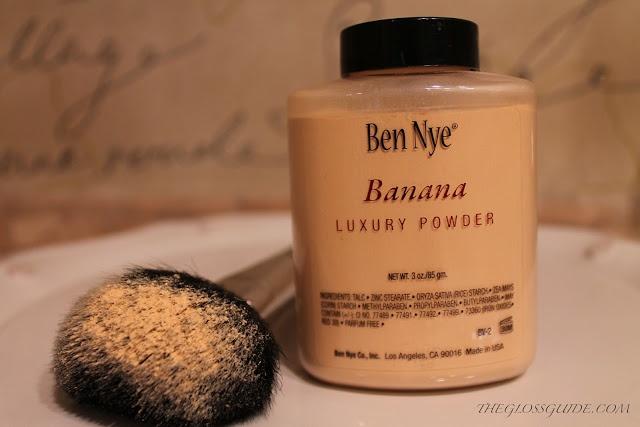 THE GLOSS GUIDE: Ben Nye Banana Powder