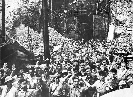 the epic battle of bataan that leads to the death march Start studying world war ii learn vocabulary,  epic trek to the west  bataan death march island hopping (japan) corral sea.