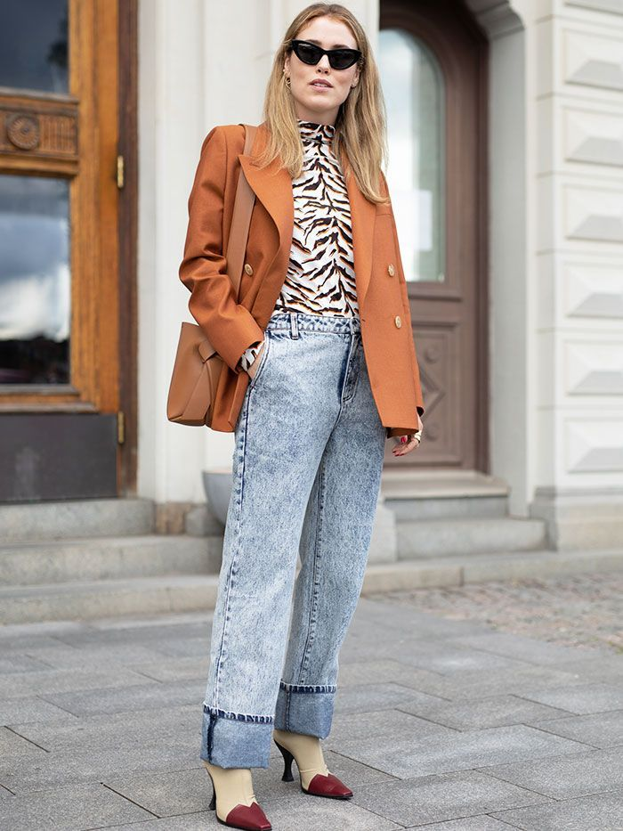 If You Can Wear Jeans To Work Try These Outfit Ideas With Images