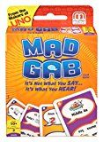 Early Bird Special: Mad Gab Picto-Gabs Card Game  List Price: $9.99  Deal Price: $6.31  You Save: $3.68 (37%)  Mad Gab Picto Gabs Card Game  Expires Mar 23 2018