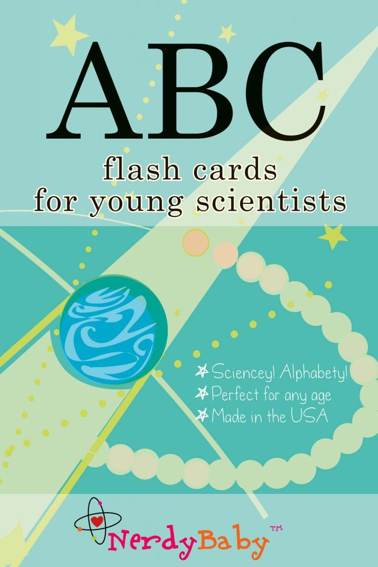 Abc flash cards abc flashcards nerdy baby flashcards
