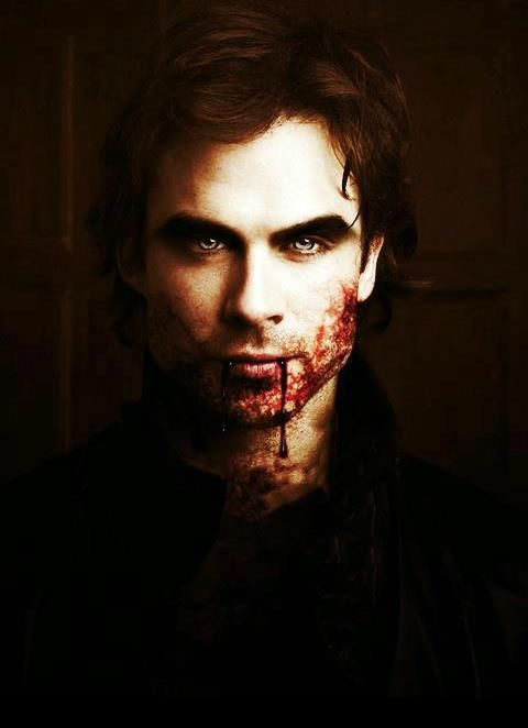 Damon Salvatore - The Vampire Diaries....