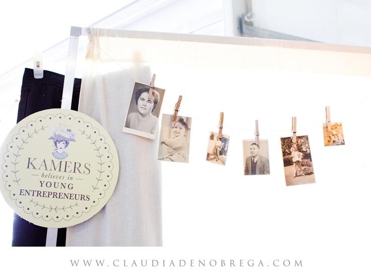 We believe in young entrepreneurs! KAMERS Lourensford 2012 through the lense of @Claudia De Nobrega via @The Pretty Blog