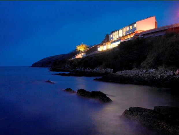 The Cliff House Hotel, 5-star luxury in Ardmore, County Waterford