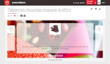 EXCLUSIF – Youmiam, le réseau social de partage de recettes, lève 300 000 euros