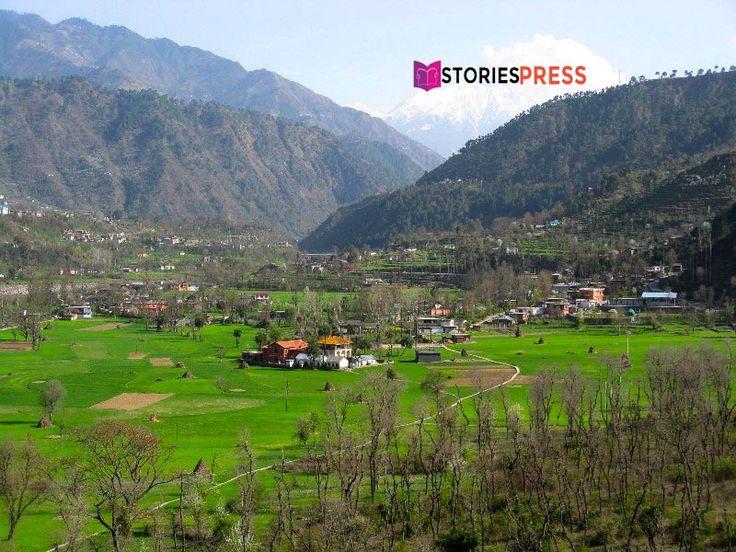 Chamba Valley Himachal Pradesh