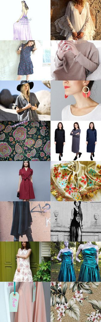 Stylish September by Glushkova on Etsy--Pinned+with+TreasuryPin.com