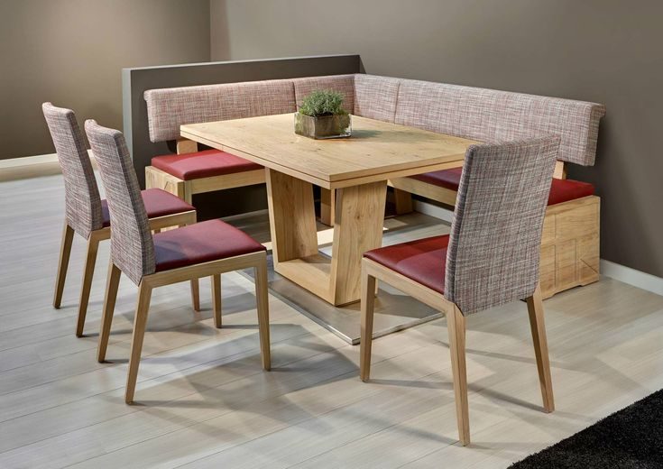 Triple-Mix table - for small kitchen or dining room #KloseFurniture #moderndiningroom #woodentable