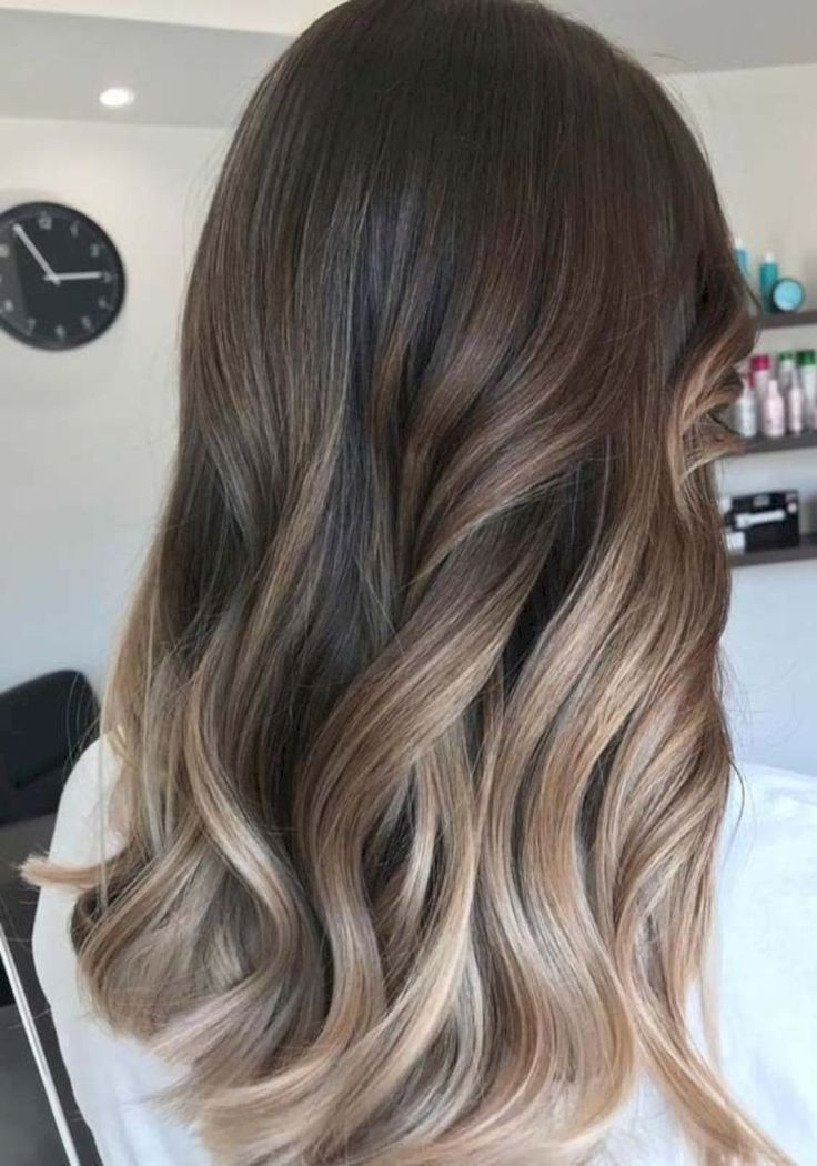 45 Flattering Balayage Hair Color Ideas for 2018
