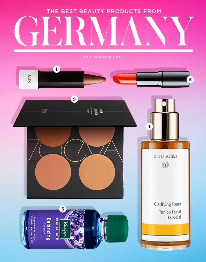 The best International beauty products you haven't heard of, but seriously NEED in your life. | If you like French beauty products and swear by 12-step Korean skin care routines, you're going to want to read this! @stylecaster