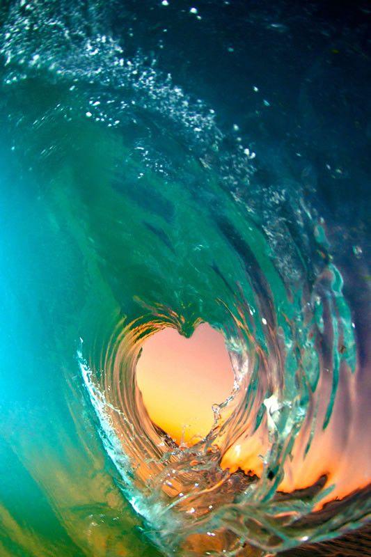 Heart ....Location: Newport, California //  Clark Little Photography