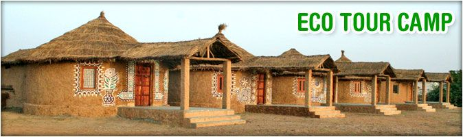 gujarat india-eco tour camp $42 for two with food