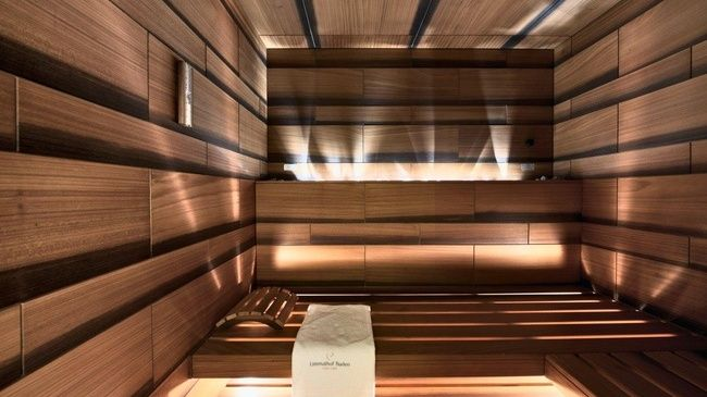Lighting Basement Washroom Stairs: 17 Best Images About #Sauna&Spa On Pinterest