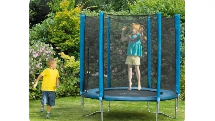 Plum 6ft Trampoline Enclosure $137 Harvey Norman Australia