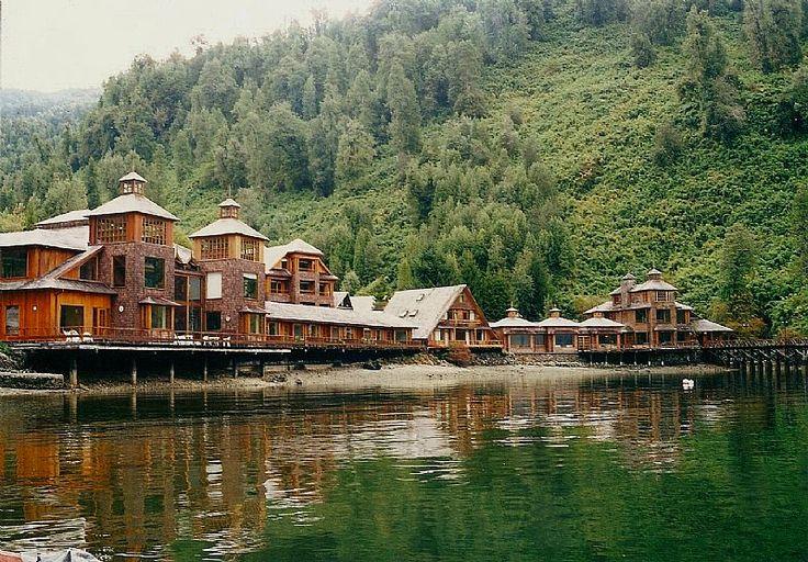 Hotel Lodge & Spa Termas de Puyuhuapi en Puyuhuapi - Información, Tarifas y Reservas
