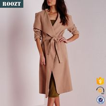 Womens clothing fall coats and jackets belted waterfall camel winter coat  Best Buy follow this link http://shopingayo.space