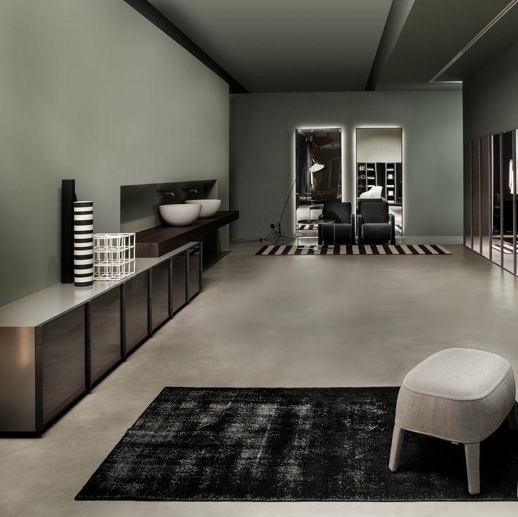 Özel seçenekler ve kombinasyonlar ile kişiselleştirilmiş banyolar, Antoniolupi.