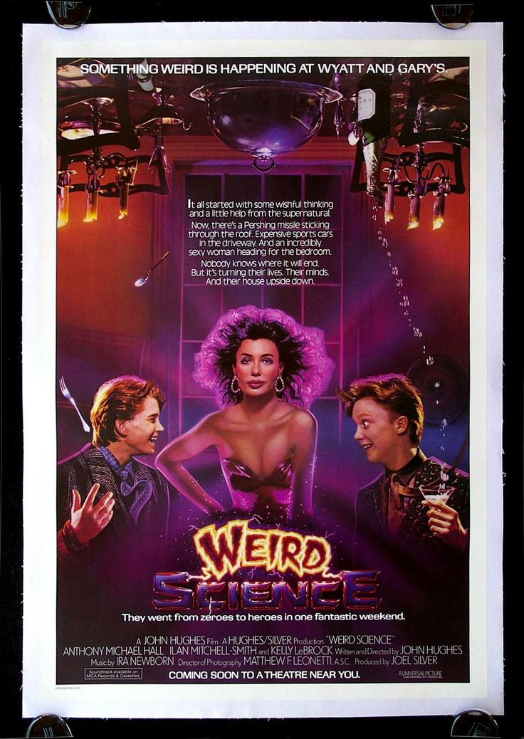 Weird Science ( 1985 )