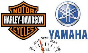 Image result for harley vs yamaha