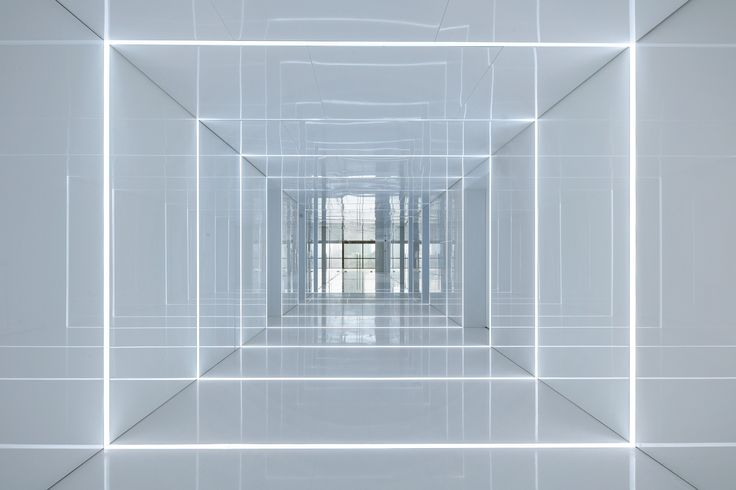Image 16 of 20 from gallery of Glass office SOHO China / AIM Architecture. Photograph by Jerry Yin