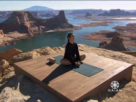 Rodney Yee | AM 4 min Yoga For Your Week: Hip Openers #yoga