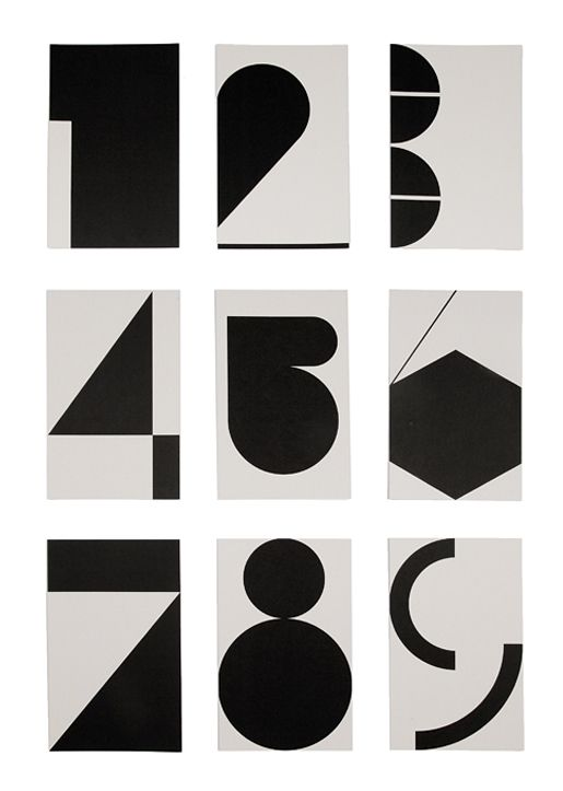 * wit + delight (gregmelander: NUMBERS Numbers by graphical...)