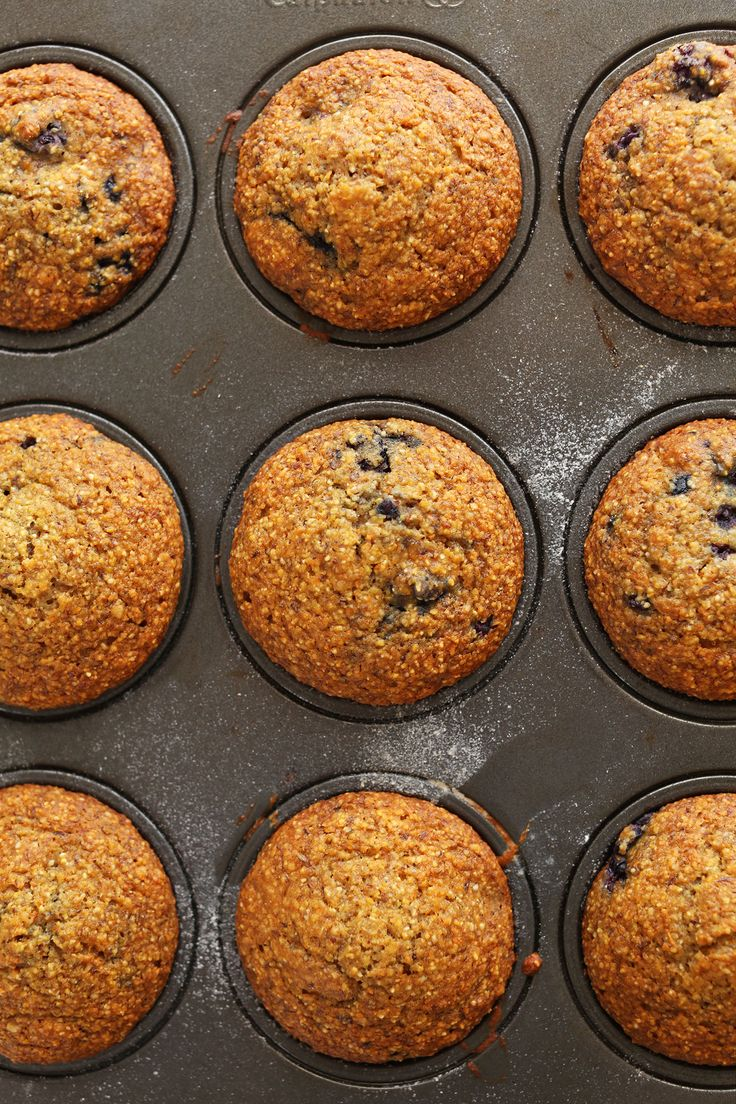 AMAZING Blackberry Cornmeal Muffins made with simple methods in 1 BOWL ...
