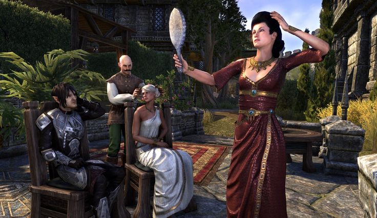 'The Elder Scrolls Online' Soon To Let Players Change Their Appearance, Dye Costumes In Upcoming Update