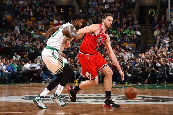 Bulls vs. Celtics - Fotos - 12/09/2015 - ESPN Deportes