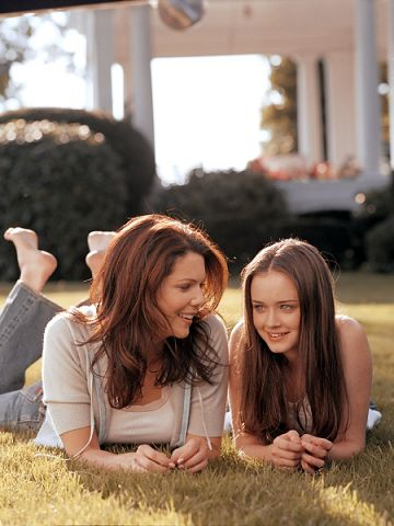 Sure they're fictional characters but Lorelei and Rory Gilmore had to make this list. Every time I watch I'm inspired to be my own quirky self, to be an amazing mom, and... to go drink more coffee!