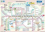 Munich Public Transportation Maps