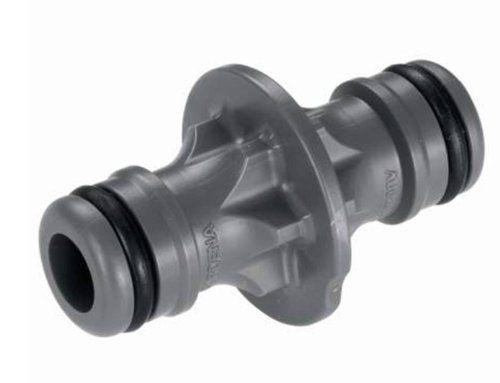 Gardena Connecteur pour rallonger un tuyau: En utilisant le connecteur d'arrosage GARDENA un tuyau peut être facilement prolongé. Il peut…