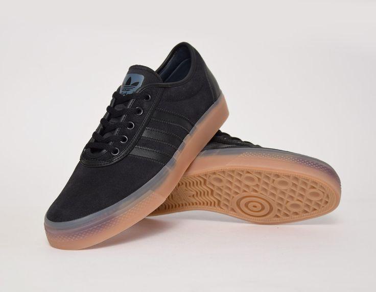 #adidas Adi Ease Black/Gum #sneakers