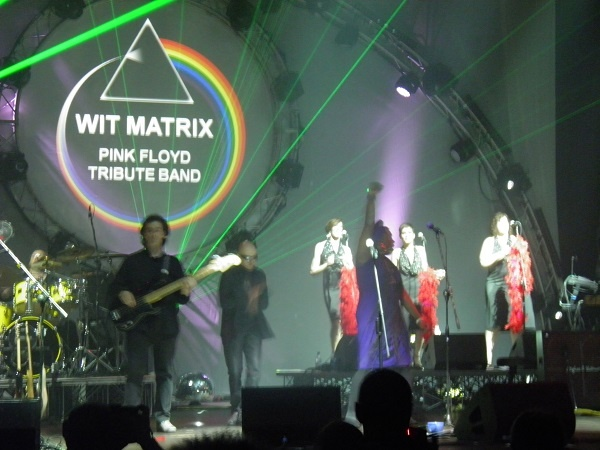 Wit Matrix: Italian Tribute Band of Pink Floyd