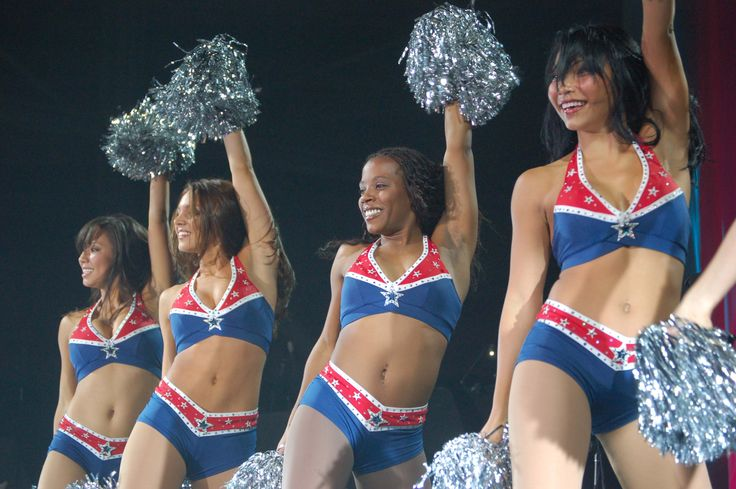 New England Patriots – Cheerleaders again