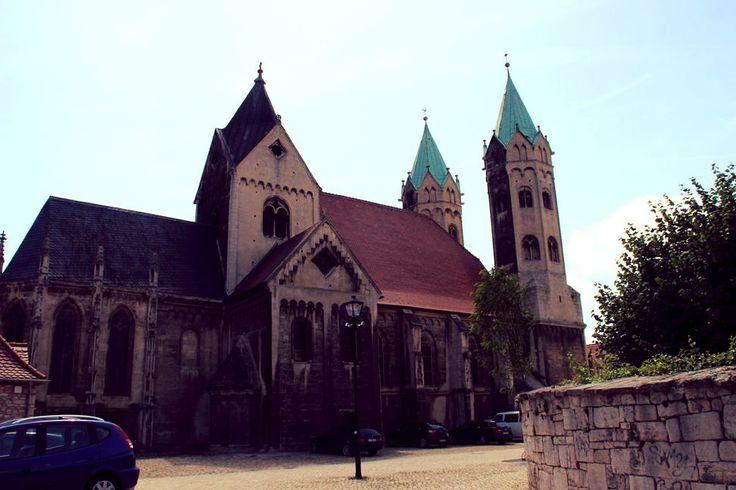 Stadtkirche St. Marien  #freyburg #momentaufnahme #kirche #church #diewocheaufinstagram