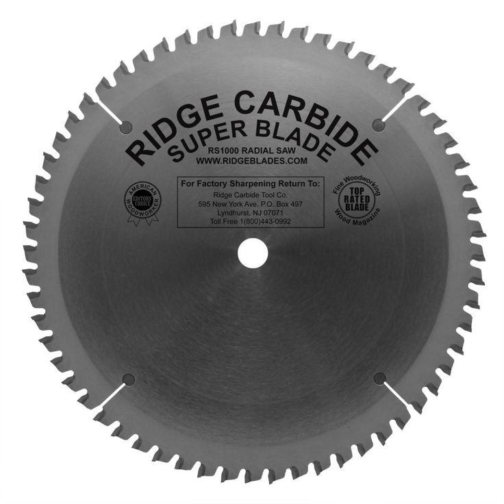 10 Rs1000 60 Tooth Atbr Radial Super Blade Circular Saw Blades Blade Radial Saw