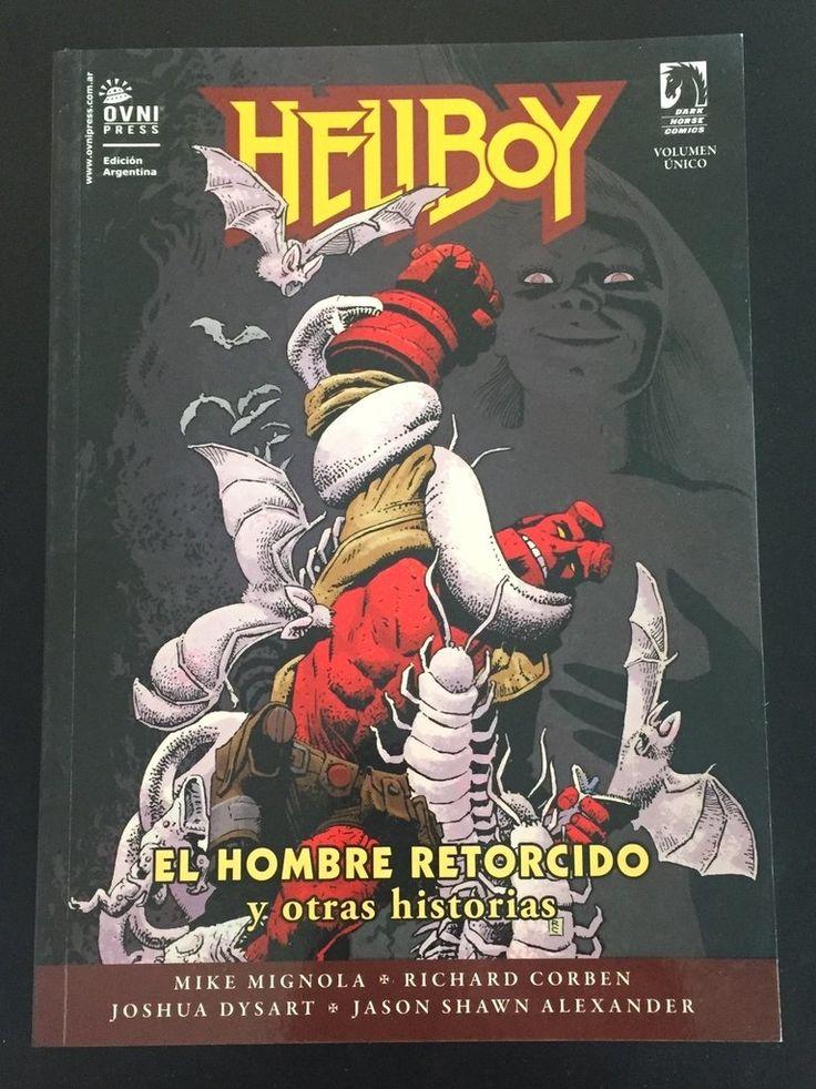 Hellboy - el hombre retorcido y otras historias - Richard Corben