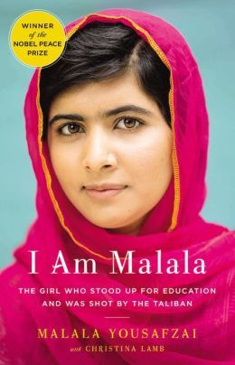 """I Am Malala: The Girl Who Stood Up for Education and Was Shot by the Taliban"" #MalalaYousafzai"