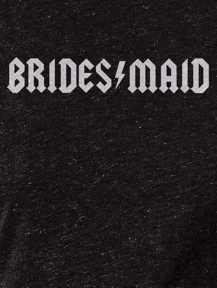 Rocker Bridesmaid