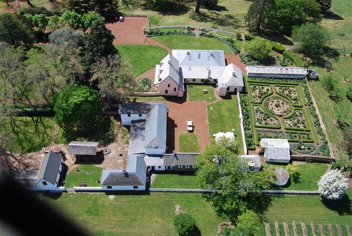 Entally House Estate, Tasmania