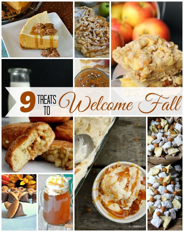 9 fall treats you will fall in love with!