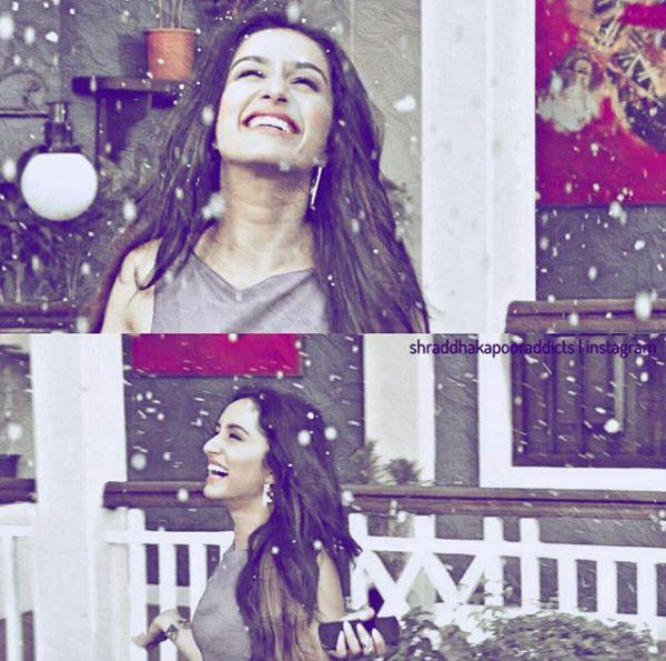 Shraddha Kapoor Snow White