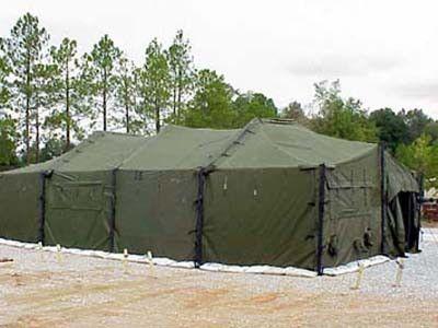 Modular General Purpose Tent System (18' X 54') Large