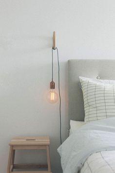 5 Tendencias en Lámparas para Mesilla de Noche o Cama