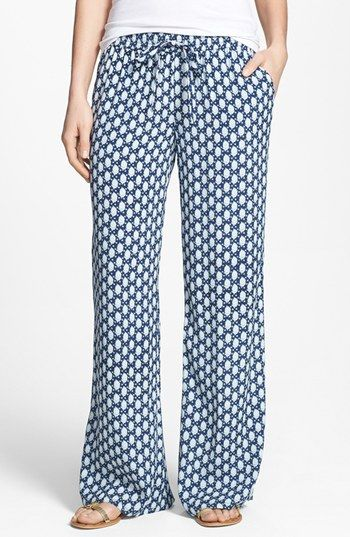Soft Joie Floral Pattern Pants | Nordstrom @Kirsty P so you! Pajamas for daywear - you started a trend