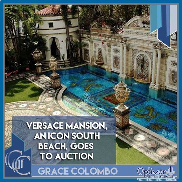 Despite the price reductions that were made since the last year, the mansion that was owned by the Italian couturier Gianni Versace, possibly one of the most famous properties in South Beach, failed to get a buyer for the 125 million dollars that were requested and will go to auction on September 17. The fantastic residence, located on Ocean Drive in front of the beach of Miami Beach, and known as Casa Casuarina, preserves the construction and decorative details that Versace printed on its…