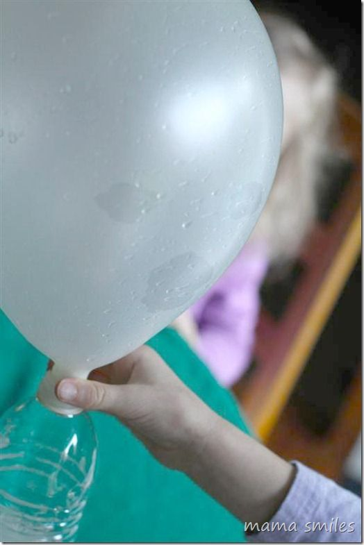 Fun Halloween Science Activity for Kids: Make a Self-Inflating Ghost Balloon!