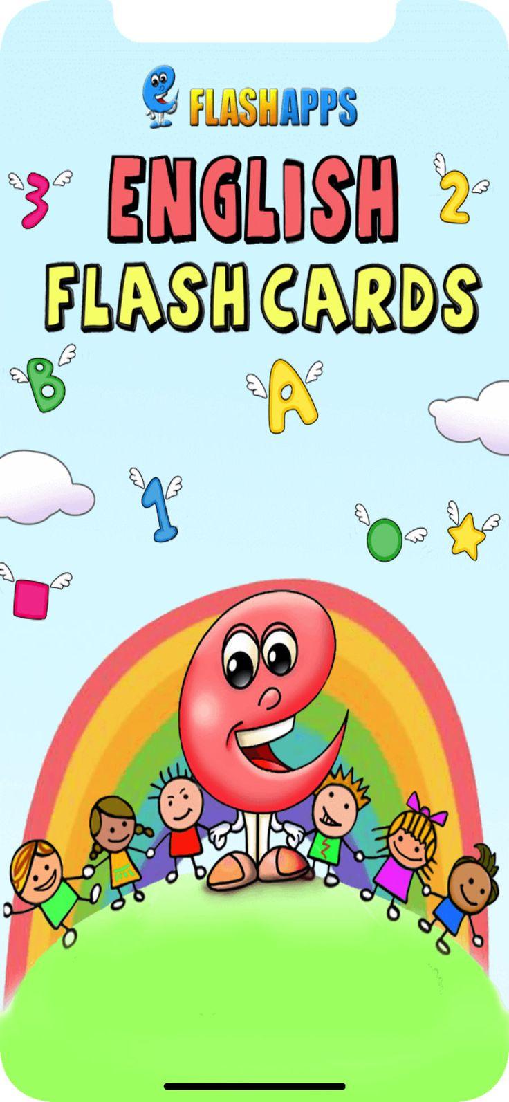 Baby flash cards 500 words llceflashappseducation