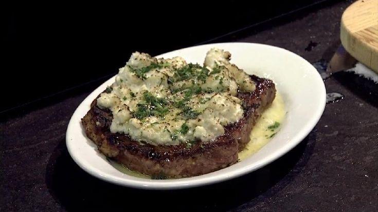 Carolina Kitchen: Prime Ribeye Steak with Blue Cheese Crust | WLOS